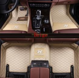 2019 коврики hyundai коврик для автомобиля Hyundai ix35 2010-2019 PU интерьер нескользящей экологически чистого нетоксичного мата дешево коврики hyundai