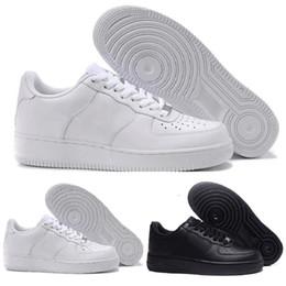 Nike Air Forces 2019 New Air F 1 Dunk Hommes Femmes Flyline Chaussures De Planche À Roulettes Haute Basse Coupe Blanc Baskets Baskets Casual