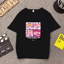 2019 t-shirts lose femme Qualitäts-T-Shirt Frauen-Frühlings-Sommer-Mode-Druck Kurzarm Rundhals Frauen Tops beiläufiges loses T-Shirt Femme günstig t-shirts lose femme