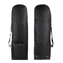 Sacs de vol en Ligne-Sacs de vol à une couche de sport en plein air de sac de balle de golf avec le matériau 65xs C1 de nylon de haute capacité anti-usure