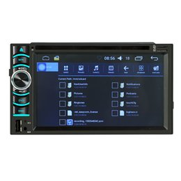 built car dvd stereo player Coupons - 6116 Car Stereo DVD car dvd Player with 6.2 inch Capacitive Touch Screen
