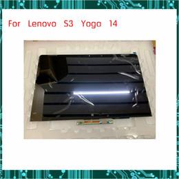"Thinkpad yoga online-Neu Für Lenovo Thinkpad S3 Yoga 14 14 ""IPS Touch LCD LED Bildschirm B140HAN01.3 LP140WF3 1920 * 1080 04X5255 Getestet"