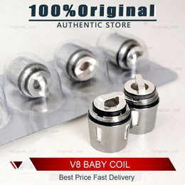 2019 streben triton atlantis spule 100% Original-V8-Baby-Wickelkopf Replacment T8 X4 T6 Q2 M2 Beast Coil Motor Kern für H PRIV Mini 50w Kits