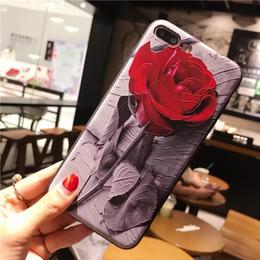 étui iphone Promotion Rose oppo R11 estampé étui de téléphone portable TPU package complet iPhone X gel souple de silice shell x 20 et gaine de protection r9s pour shopping datant