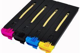 Cartuchos de tóner compatibles con xerox online-nuevo cartucho de tóner compatible con la impresora a color para xerox 6500 7500 7600 7550 700 kit de tóner láser cartucho de impresora 4pc