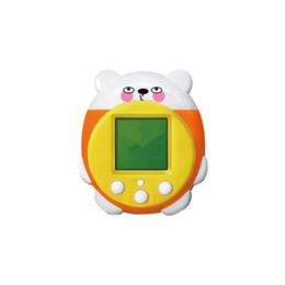 2019 giochi da macchina Tamagochi Digital Electronic Pets Mini Funny Kids Virtual Pet Machine Toys Retro giocattolo gioco portatile con pacchetto di vendita al dettaglio giochi da macchina economici