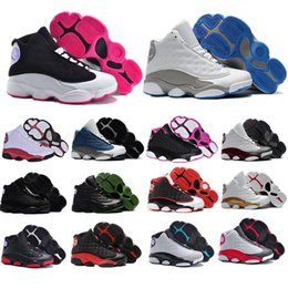 fa50957564b9 New Kids 13 13s basketball shoes Chicago He got game Bred altitude DMP boys  girls sneakers children baby sports shoes size 11C-3Y red box games on sale