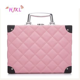 f381262c50 HJKL Brand Cosmetic Bag Women Makeup Bags High Quality Women Travel  Necessaire Toiletry Make Up Box Lipstick Professional Box  235339