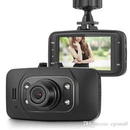 Clé de voiture de vision nocturne en Ligne-GS8000 Ambarella Car DVR enregistreur vidéo clé HD1080P vision de nuit dashcam 2,7