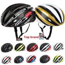Capacetes de bicicleta vermelha on-line-Capacete de ciclismo vermelho capacete Da Bicicleta Da Estrada MTb Bicicleta Esporte foxe rudis radare abuso aero aro5 capacete ciclismo D