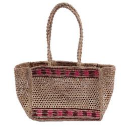 gros sacs à fourrure Promotion Grande capacité femmes sacs à main en paille dames de mode sacs à bandoulière messenger occasionnels été sacs fourre-tout