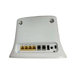 Zte 4g lte телефонов онлайн-Маршрутизатор ZTE MF283+ 4G LTE поддерживает дисплей на нескольких языках (разблокирован) RJ 45+RJ11+USB-интерфейс для аналоговых телефонов