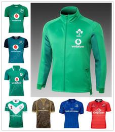 2019 rugby de auckland 2020 Irlanda Munster Leinster COPA DEL MUNDO Chaquetas de rugby Jerseys Munster JOHNNY SEXTON MEJOR CARBERY CONAN CONWAY CRONIN EARLS healy henshaw HOT