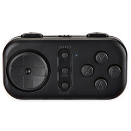 novos sistemas de jogos Desconto Novo Preto Sem Fio Bluetooth V4.0 Controle Remoto Selfie Shutter para Android iOS Sistema Moblie Telefone Jogo Jogando