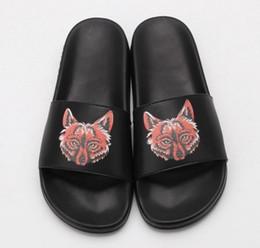 Summer Beach Pantoufles Meilleure Vente Marque Chaussures De Luxe De La Mode Porter Designer Hommes Et Femmes Casual Chaussures Chaussures Original Ceinture Boîte ? partir de fabricateur