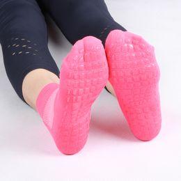 Argentina Calcetines de yoga Gimnasio Deporte antideslizante Masaje Pilates Fitness Calcetines para correr Calcetines antideslizantes Calcetín cheap massage slippers Suministro