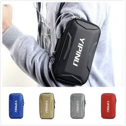 Sports Arm Pacote Correndo Celular Arm Pacote Waterproof Outdoor Sports Fitness Equipment Wrist Bag Unisex de Fornecedores de cremalheira de liga