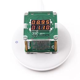 Cargador inalámbrico Probador de prueba Rack Envejecimiento Rack Compatible 5W / 10W desde fabricantes