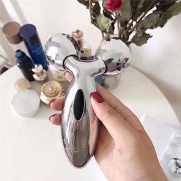 2019 refa face massager Refa Carat 3D Face Roller Massager Два Ролика Красота Тела Уход За Кожей Косметический Инструмент Инструменты Euipement Бесплатная Доставка дешево refa face massager