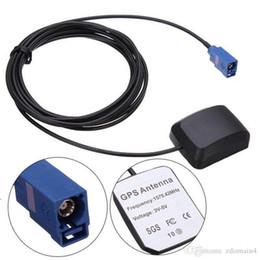 GPS Anten Fakra MFD2 RNS2 RNS 510 MFD3 RNS-E Için VW Skoda Için Benz Için Audi nereden