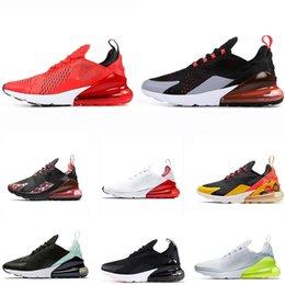 2019 i più nuovi pattini di pallacanestro fuori Dimensioni TN 270S Cuscino Designer sneakers sport dei pattini casuali 27c Habanero Red 3M Regency Viola BHM Iron Man Generale 36-46