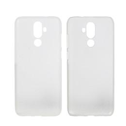 Coque arrière unisexe pour téléphone avec coque de protection transparente, couverture grise ? partir de fabricateur
