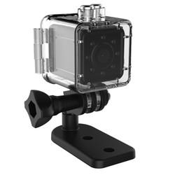 wifi câmera de esporte ao ar livre Desconto quente SQ13 Sports Câmera impermeável Mini WiFi remoto impermeável ao ar livre portátil sem fio Mini Camera HD Camera