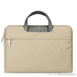 2019 12 laptop-rucksack UK Großhandel heißer Verkauf stoßfest Handtasche Hülle für MacBook Air Pro11 / 12 / 13.3 / 15 Tasche Tasche Abdeckung Laptop Fällen Rucksack rabatt 12 laptop-rucksack
