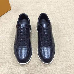 2020 мужская обувь из пвх платья High End Men Dress Shoes Конструктор Мокасины Мужская обувь Мужская обувь люкс ткани и кожи Переплетение Мода Досуг Мужчины Preferred5-9 дешево мужская обувь из пвх платья