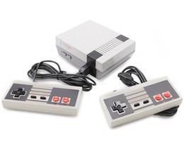 620 Games incorporato Mini Retro TV Game Console giochi portatili Player sistema di intrattenimento per i giochi NES uscita AV da