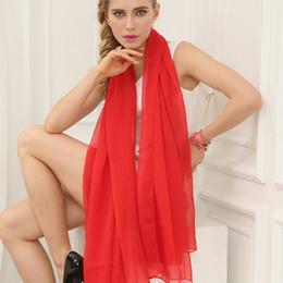 2019 европейская и американская мода новые дамы сплошной цвет шарф лето осень пляж шарф солнцезащитный платок от