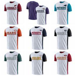 Hochwertige Baumwolle New 2020 Sweatshirt Männer T-Shirts Eagles Steelers 49ers Patriots Raiders Champ Drive 2.0 Leistung T-Shirt von Fabrikanten