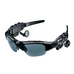 Видео с использованием смарт-карт онлайн-Унисекс смарт-цифровая камера солнцезащитные очки HD очки горный велосипед езда солнцезащитные очки Очки DVR видеорегистратор вставные SD карты #123503