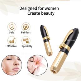 Deutschland DHL senden Zerstäuber Hyaluronsäure Pen Meso Pen Beauty Tool Kontinuierliche Hochdruck für Anti-Falten-Lifting Lip Hyaluron Gun Injection Pen cheap wrinkle pen Versorgung