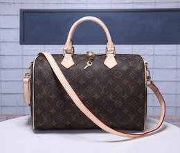 bolsas pvc de qualidade Desconto (Com caixa) Original qualidade Superior oxidar o couro veloz 25/30/20/16 cm Hot vender moda saco mulheres saco de ombro senhora bolsas bolsas
