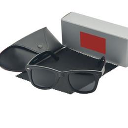 Óculos de sol ao ar livre on-line-Alta Qualidade Marca Designer Óculos De Sol Clássicos Da Moda Homens Óculos de Proteção UV400 Esporte Ao Ar Livre Das Mulheres Do Vintage Óculos De Sol Retro Eyewear