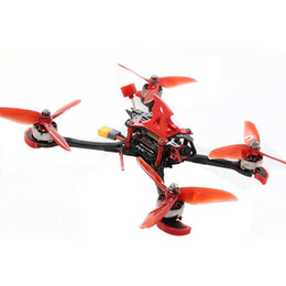 dji mavic pro accesorios Rebajas FLYWOO vampiro 230mm 6S FPV RC Racing Drone w / F4 50A Blheli_32 600mW VTX Foxeer Flecha Mini Pro PNP