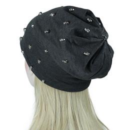 hip hoop cap Desconto Nova Moda Das Mulheres Dos Homens Unisex Ocasional Chapéu Com Marca de Bolso Hoop Caps Inverno Gorros Quentes Grossos Bonés de Hip Hop Bonnet Adulto