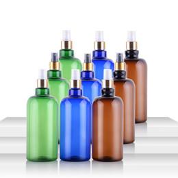 botella de onzas Rebajas Botellas de aerosol de ámbar de 16 onzas, 500 ml Pulverizador de flujo de neblina resistente Ideal para cosméticos de maquillaje de aceites esenciales