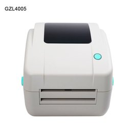 GZL4005 toptan marka yeni termal barkod QR kod etiket yazıcı yüksek kaliteli giyim etiketleri süpermarket fiyat etiket yazıcı cheap new brand printer nereden yeni marka yazıcı tedarikçiler