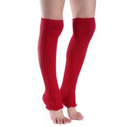 SHUJIN 2018 Mujeres de Invierno Sólido Calentadores de Pierna Calientes de La Colmena de Punto Scoks Crochet Botas Largas Calcetines al por mayor desde fabricantes