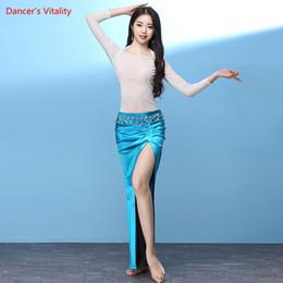 87520be26 Distribuidores de descuento Faldas Largas Para Bailar   Faldas ...