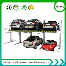 équipement de stationnement Promotion PLKING Conjoined Parking Lift Multi Multi Parking Equipement pour garage