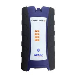 NEXIQ USB 2 Enlace de Altas Prestaciones herramienta de diagnóstico de camiones pesados de interfaz y el software con soporte de Bluetooth Todos los instaladores desde fabricantes