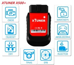 Hyundai android telefone online-Das XTUNER X500 + V4.0 Bluetooth-Spezialfunktions-Diagnosetool funktioniert mit Android-Telefonen / -Pads