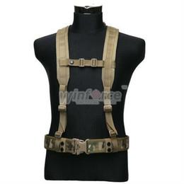 """Equipo táctico de winforce online-WINFORCE Tactical Gear / WB-02 """""""" Battle Suspender (Sin cinturón) / CALIDAD GARANTIZADA Y CINTURÓN AL AIRE LIBRE"""