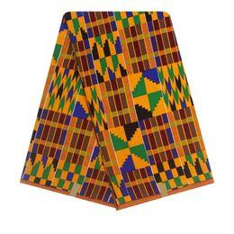 Ankara Stoff 6yard Afrikanischen Stoff Wachs Hollandais Hochwertige Afrikanische Hollandais Echt Dutch Wachs Aso Ebi Material von Fabrikanten