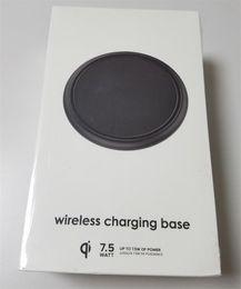 ladegerät original oppo Rabatt 2019 Wireless Charger Charging für Samsung S6 S7 Edge S8 sowie iPhone X 8 Fantasy High Efficiency Pad mit Kleinpaket
