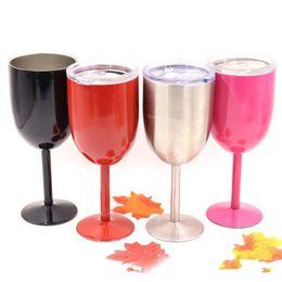 10 oz. Double Wall Wine Glass