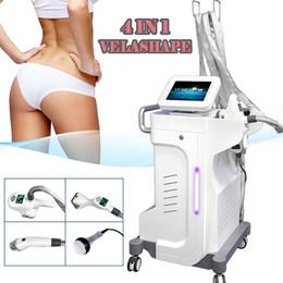 Macchina del sistema corporeo online-Velashape Body Shaping massaggio ad ultrasuoni cavitazione liposuzione macchina sottile rf beauty system macchine anticellulite Riduzione doppio mento